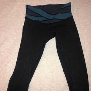 Lululemon Straight Reversible Leggings
